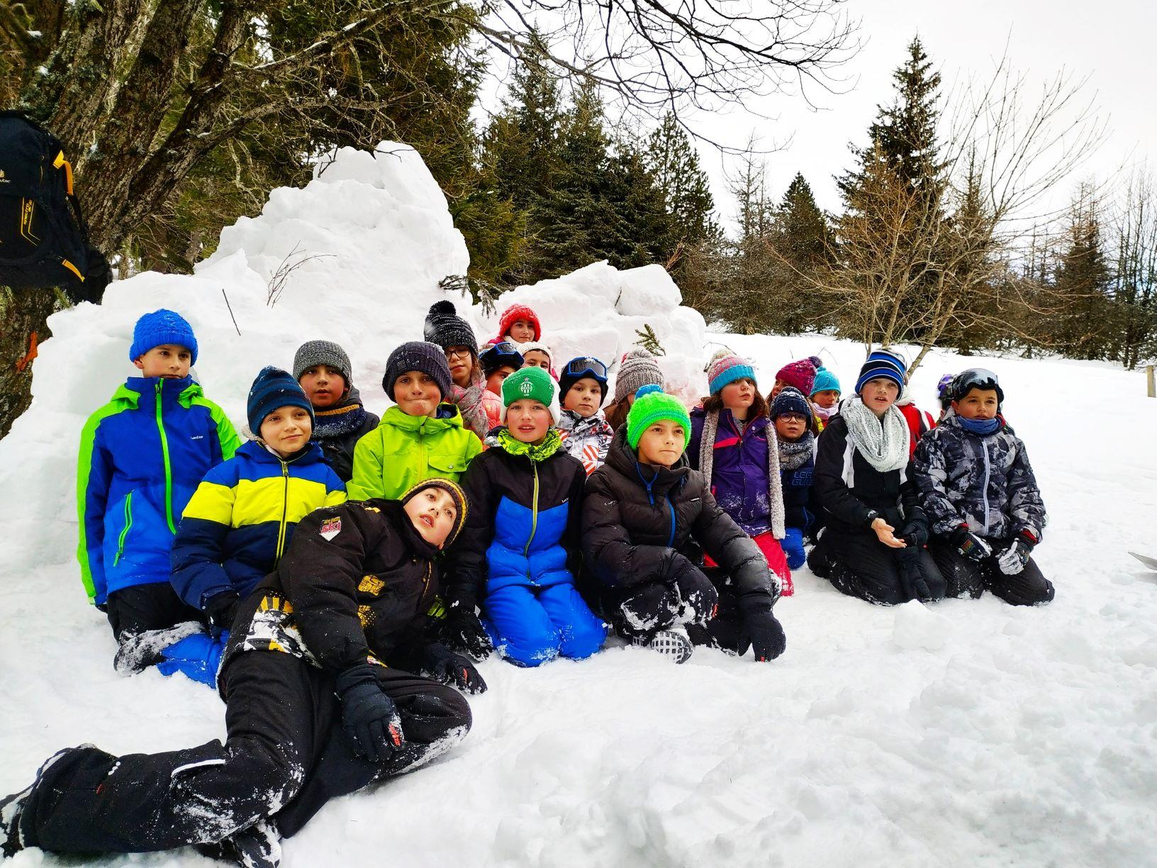 Classe_neige_Ecole_Lantriac