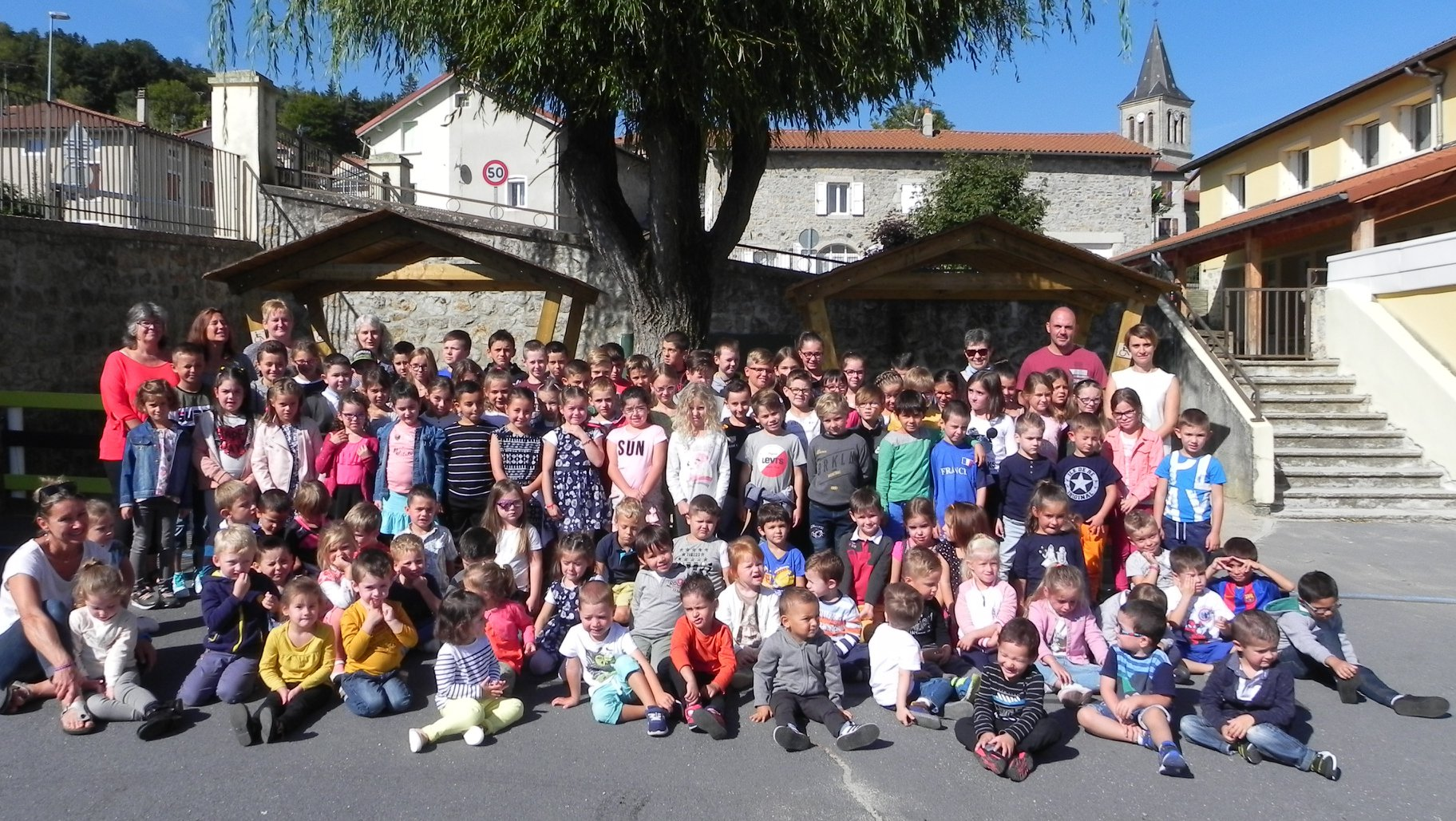 Ecole Lantriac Photo Eleves
