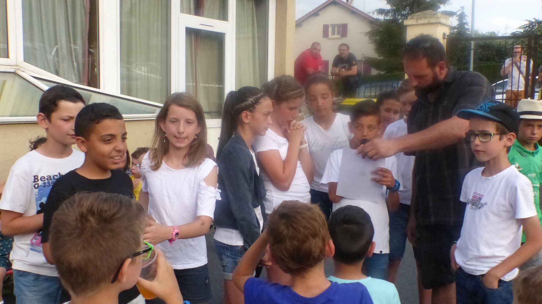 Fetes de l'école publique de Lantriac 7