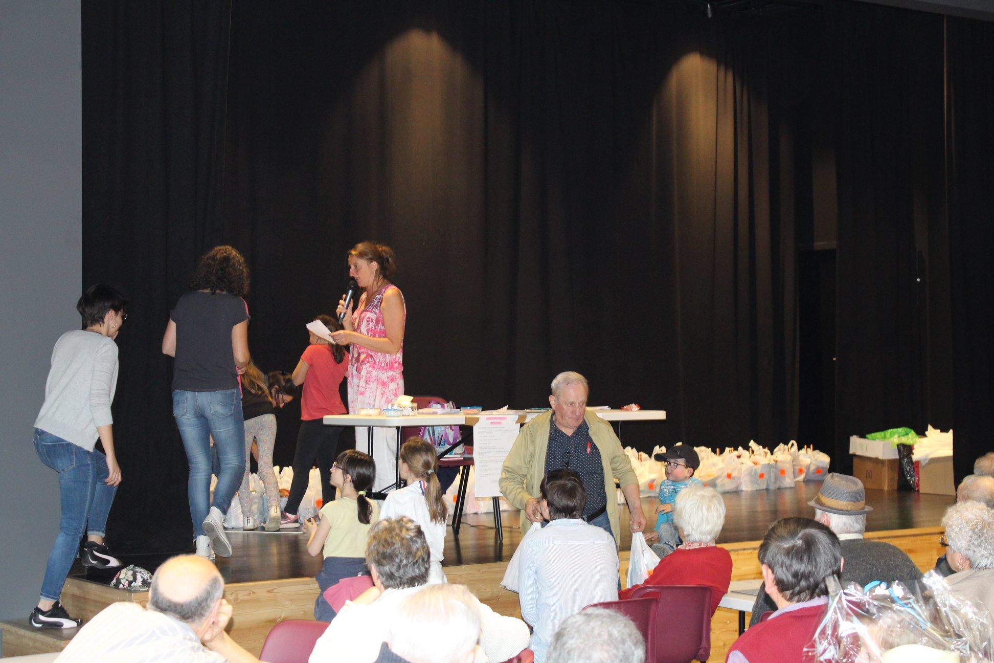 Concours Belote Ecole Lantriac APE