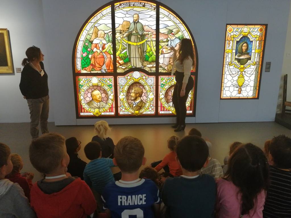 Musee Crozatier Ecole Lantriac 8