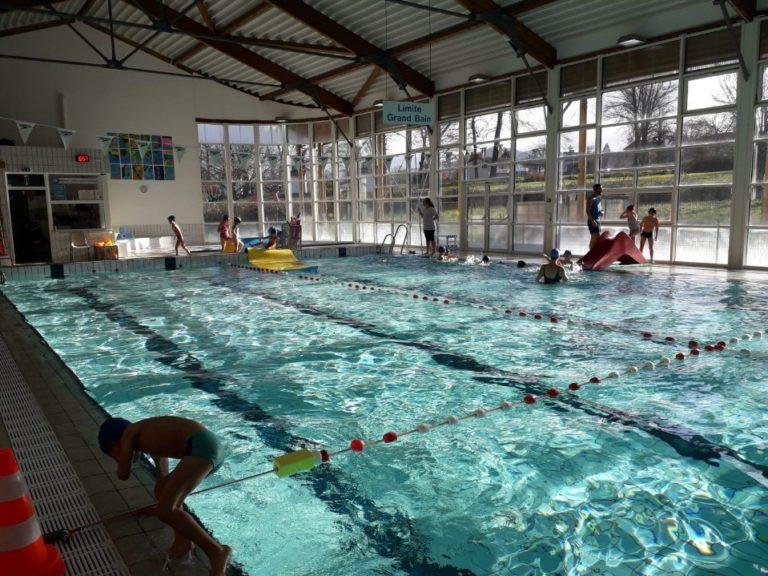 Classe piscine ecole le chant des fontaines 3