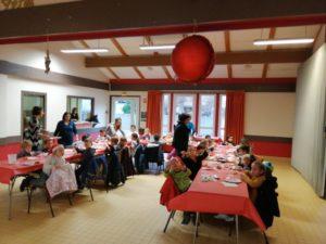 repas noel ecole publique lantriac 2