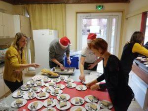repas noel ecole publique lantriac 3