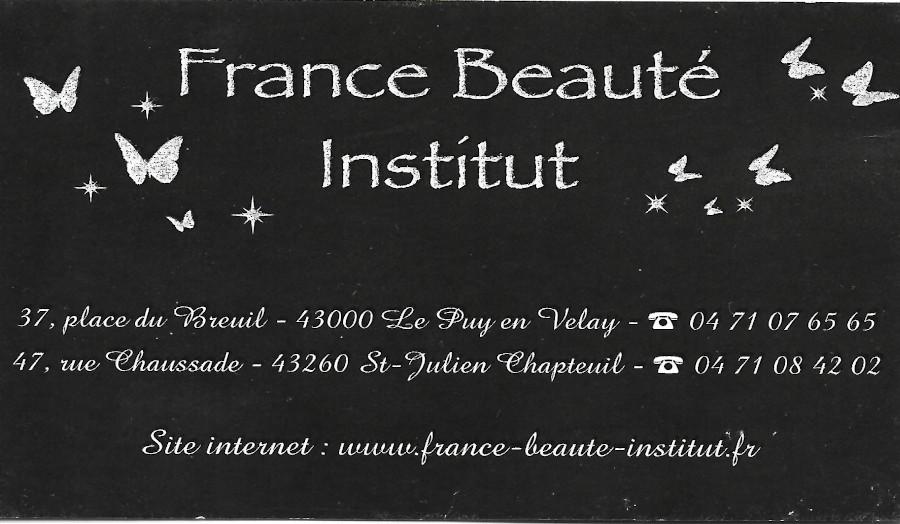 France beauté institut t1