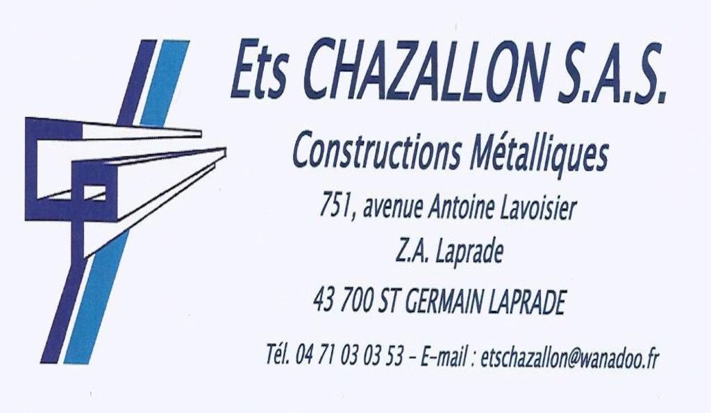 SAS CHAZALLON t2