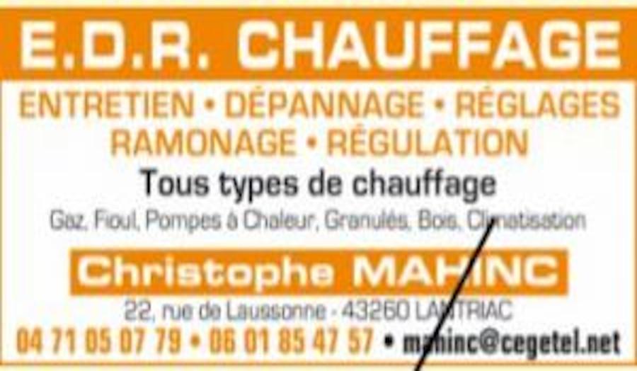 EDR Chauffage
