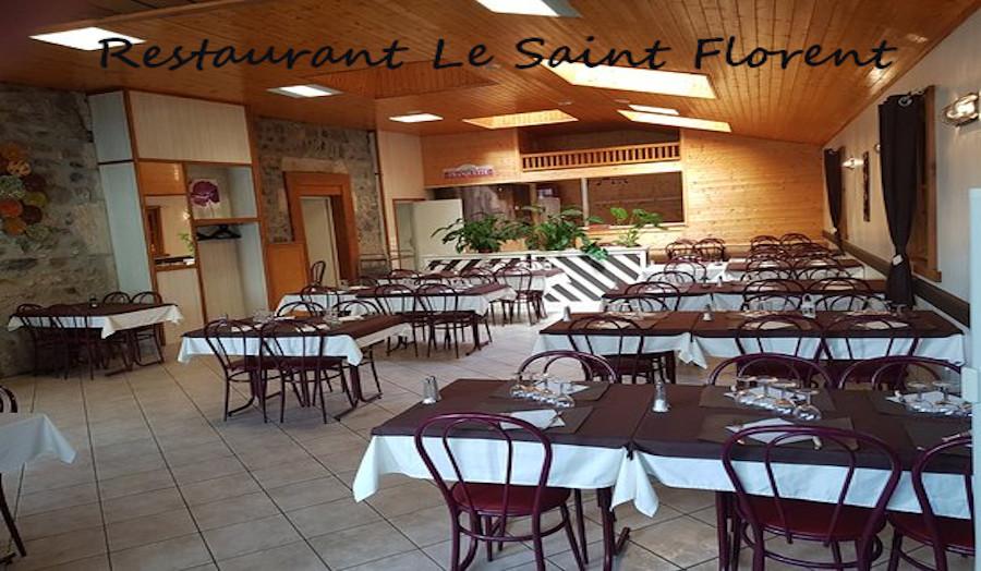 Restaurant le Saint Florent Laussonne